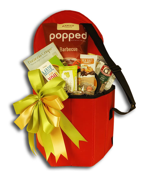 Cooler Gift Basket Newport Beach
