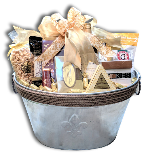 Hand made gift baskets in irvine gift baskets orange county ca gift baskets orange county negle Image collections