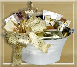 Deluxe Celebration Gift Basket